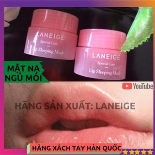 [Xả Kho 3 Ngày] Mặt Nạ Ngủ Dưỡng Môi Laneige Lip Sleeping Mask Mini thumbnail