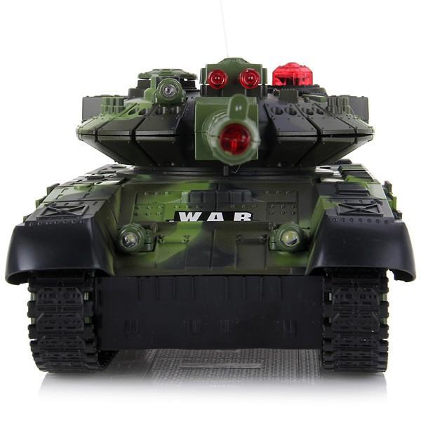 [GIÁ SẬP SÌNH] Xe tăng war tank điều khiển từ xa phiên bản 2018