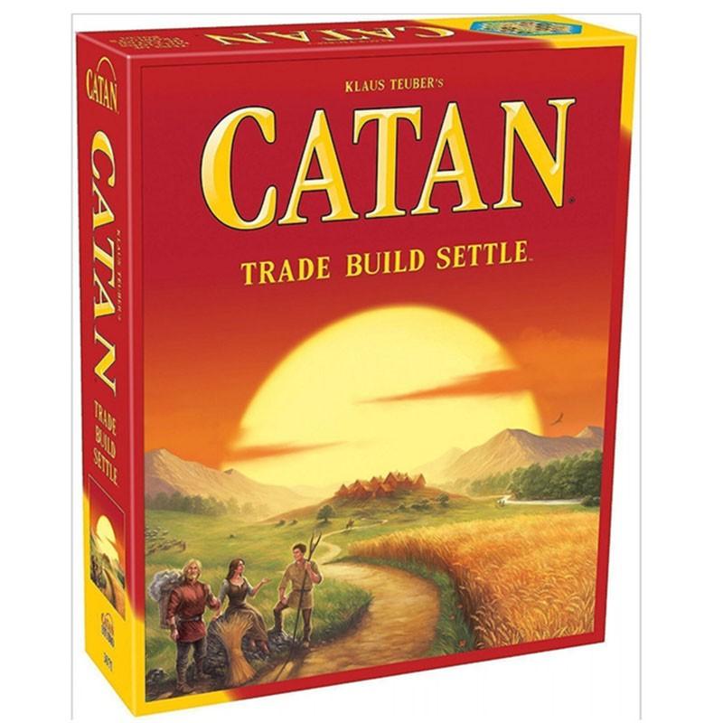 Bộ Trò Chơi Board Game Catan Vui Nhộn