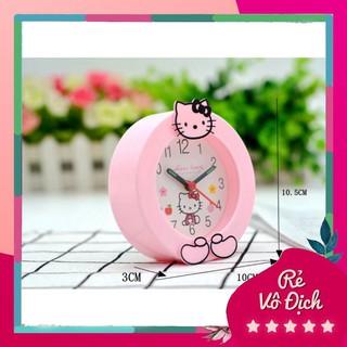 (Rẻ Là Mua) Đồng hồ để bàn Hello Kitty–5444 (Mua Ngay)