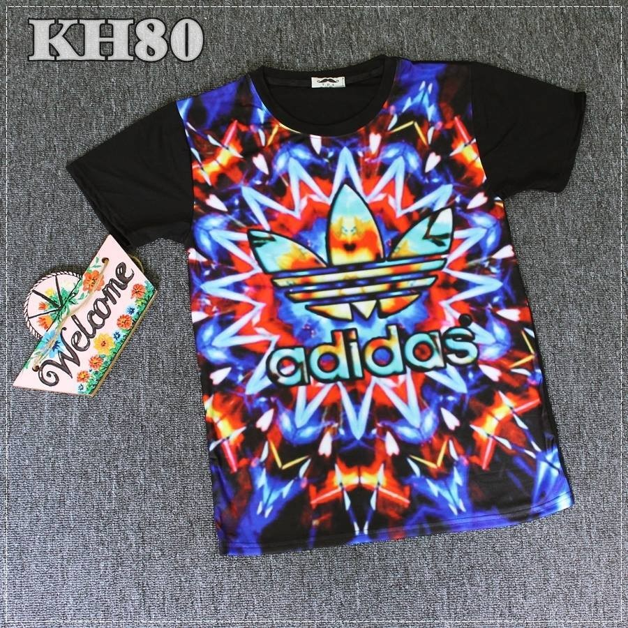 Áo thun Thái 3D Adidas KH80 - 14910895 , 88380718 , 322_88380718 , 65000 , Ao-thun-Thai-3D-Adidas-KH80-322_88380718 , shopee.vn , Áo thun Thái 3D Adidas KH80