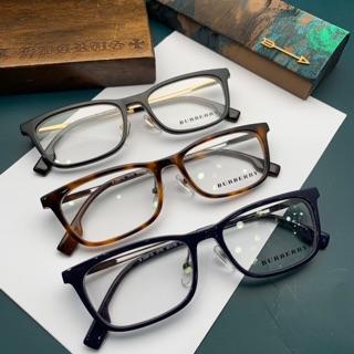Gọng kính cận Burberry siêu cấp tặng kèm mắt kính Hàn Quốc chống xước, chống bám bụi