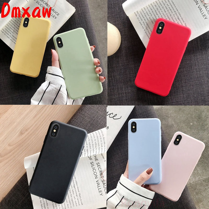 For Samsung Galaxy A20S A10S A70S A30S A50 A50S A70 A30 A20 A10 M10 M20 Case Candy Color Silicone Back Cover Shell