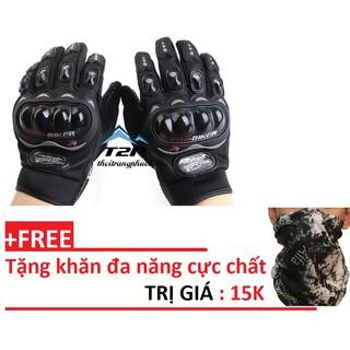 Găng tay full ngón pro biker giá rẻ thumbnail