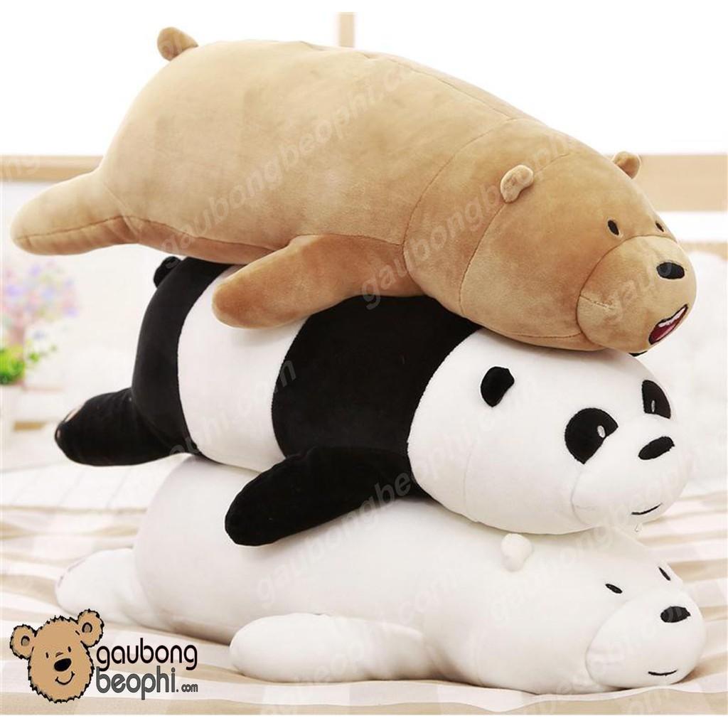 Anh em nhà gấu (giao mẫu bất kì)