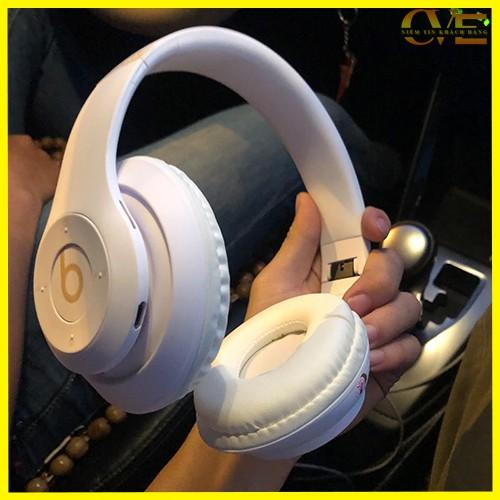 Tai Nghe Chụp Tai - Tai Nghe Headphone Bluetooth Không Dây Beat Studio 3