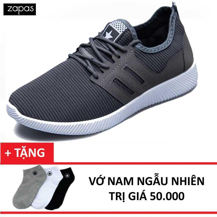 [FREESHIP+ZAPASKM07 giảm 10%] Giày Sneaker Thời Trang Nam Zapas (Xám-Xanh - Đen) – GS068 + Tặng Vớ N - 2995212 , 213386176 , 322_213386176 , 190000 , FREESHIPZAPASKM07-giam-10Phan-Tram-Giay-Sneaker-Thoi-Trang-Nam-Zapas-Xam-Xanh-Den-GS068-Tang-Vo-N-322_213386176 , shopee.vn , [FREESHIP+ZAPASKM07 giảm 10%] Giày Sneaker Thời Trang Nam Zapas (Xám-Xanh - Đ