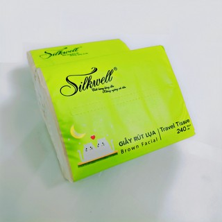 """{Chính Hãng} Combo 2 Gói Giấy Rút Lụa Silkwell 3 Lớp Siêu Dai Gói 80 Tờ Cao Cấp giá chỉ còn <strong class=""""price"""">100.000.000đ</strong>"""