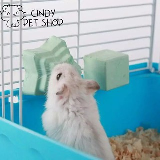 Đá mài răng hương trái cây cho Hamster, Sóc Bông, Sóc Đất, Thỏ, Bọ... thumbnail