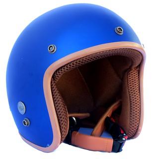 Hình ảnh Mũ bảo hiểm NTMAX 3/4 đen nhám (nhiều màu) cao cấp chuẩn quatest 4-5
