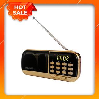 Yêu ThíchĐài Radio MP3 USB, Máy Nghe Nhạc Cầm Tay Walkman - B871