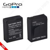 Pin GOPRO Hero 3 1600mAh 3.8V (1 viên), đúng dung lượng, sạc nhiều lần chất lượng đạt chuẩn EU