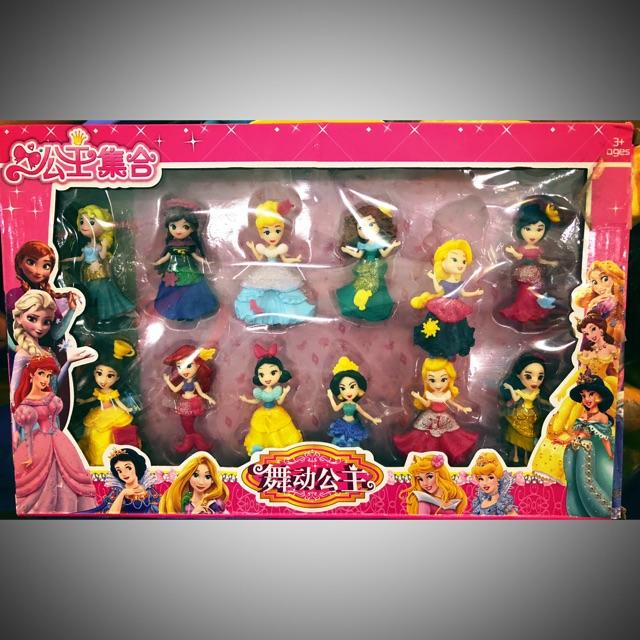 Hộp 12 công chúa Ms 0130010