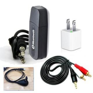 [Xả kho] Bộ USB Bluetooth Wireless DMZMusic Receiver 3HCOMPUTER bluetooth cho amply và loa 3H002