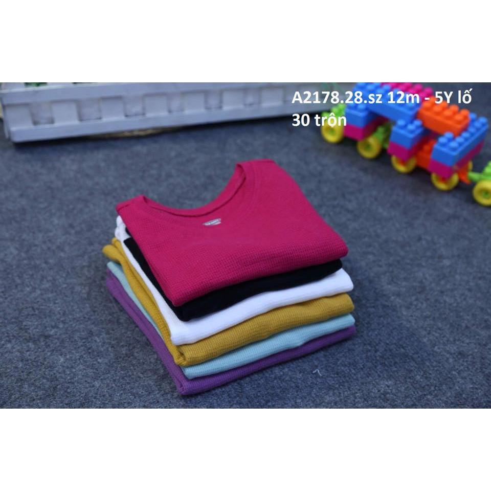 Lô áo lố trộn hàng xuất dư xịn