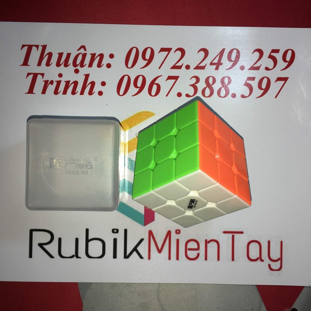 Thunderclap V1 – Rubik 3x3x3 bản Stickerless tặng kèm box sẳn