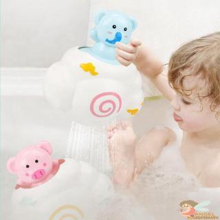 ♥AN☻-Children Bathroom Play Water Spraying Bath Shower Fun Educational Cartoon Pattern Toys