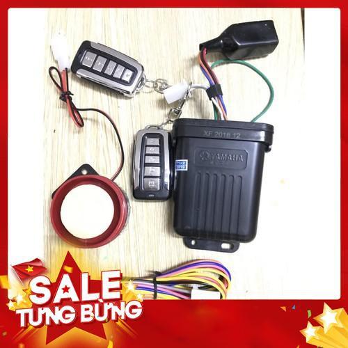 Chống Trộm Xe Máy Có 2 remote 5 Chức Năng < Bảo hành 6 tháng> Lắp đc cho các dòng xe máy! [NHANH_TAY]