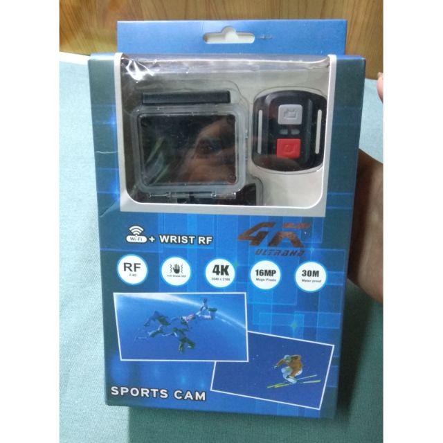Camera hành trình Sport cam A19 HD1080 4K LCD 2