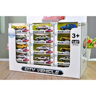 Best selling alloy car model children racing toys sports car toys children toys