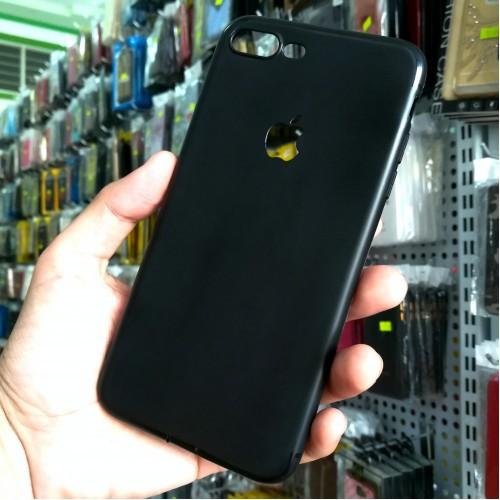 Ốp Silicon dẻo dành cho iPhone 7 (Màu đen)- (Hở TÁO) - 3528673 , 846357160 , 322_846357160 , 30000 , Op-Silicon-deo-danh-cho-iPhone-7-Mau-den-Ho-TAO-322_846357160 , shopee.vn , Ốp Silicon dẻo dành cho iPhone 7 (Màu đen)- (Hở TÁO)