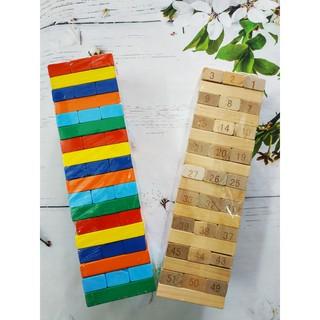 rút gỗ 48 thanh loại to, gỗ mịn đẹp, nặng 1kg/bộ