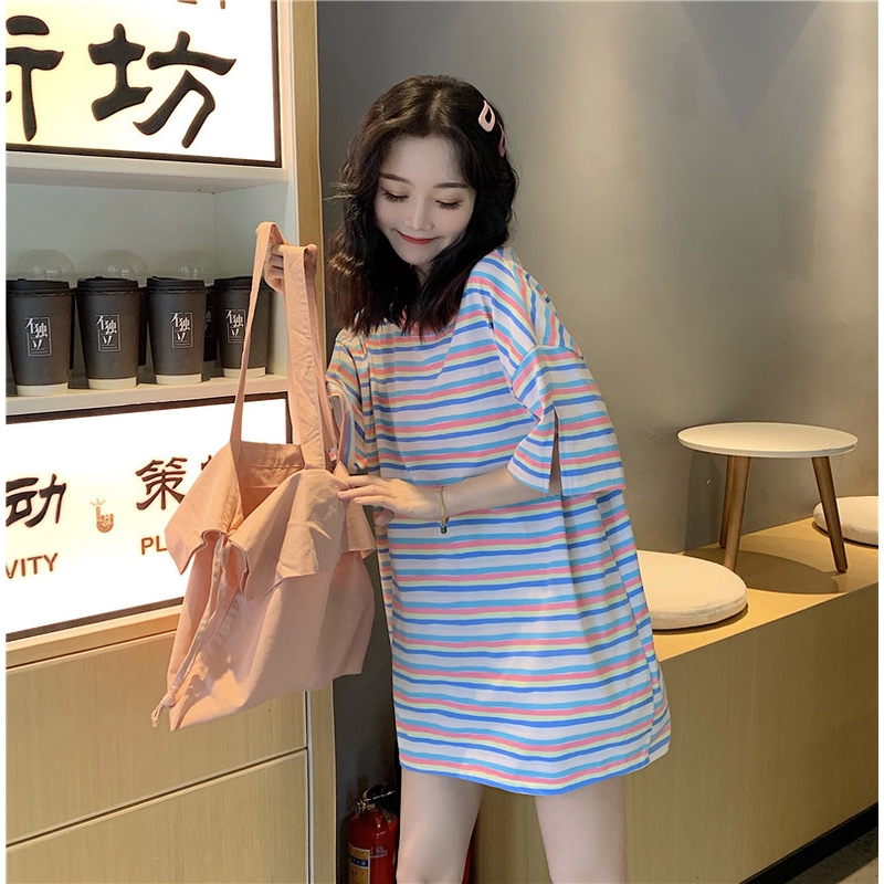 Korean Style Shirts New Women's polo shirt Korean college women's tops  popular Casual tops cool  Brand Clothes Cotton