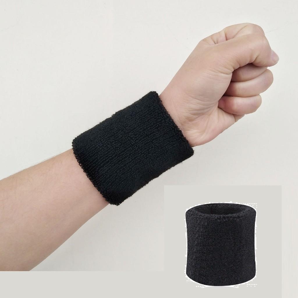 Băng cổ tay thể thao hiện đại cho nam(nữ), băng cổ tay (bộ 2 cái)  thoáng khí thấm mồ hôi, mềm mại, bảo vệ cổ tay SPORTY