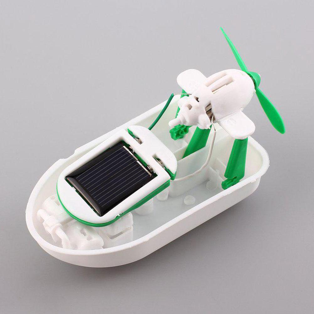 Đồ chơi lắp ráp năng lượng mặt trời 6 trong 1 DIY