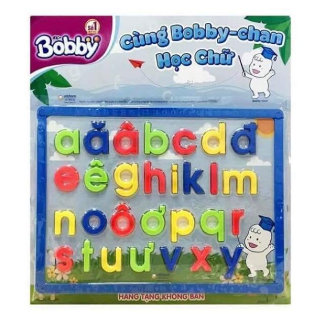 Bảng chữ cái bobby có hít nam châm - 2766043 , 839337438 , 322_839337438 , 35000 , Bang-chu-cai-bobby-co-hit-nam-cham-322_839337438 , shopee.vn , Bảng chữ cái bobby có hít nam châm