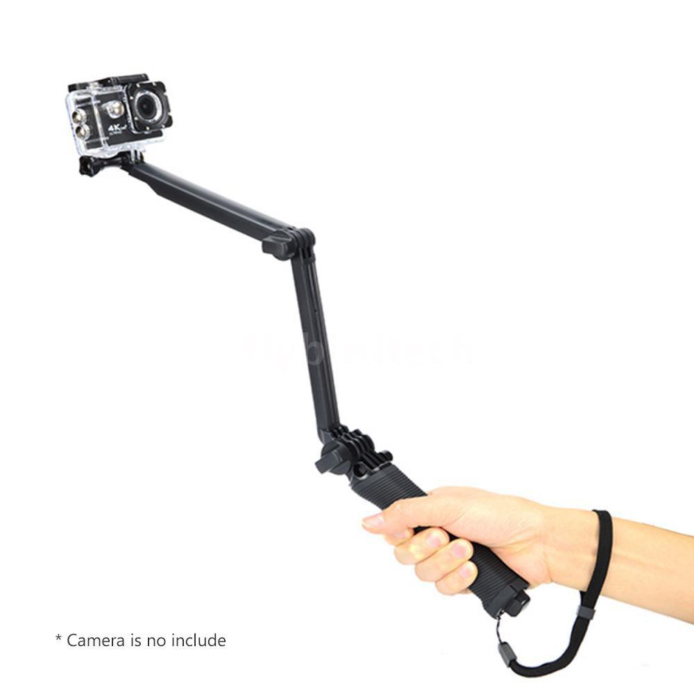 Go Pro Selfie Stick Waterproof 3 Way Extendable Camera Handle Foldable Tripod Adjustable Mount for Gopro Hero 5 6 4 SJ40 - 22024433 , 3801056003 , 322_3801056003 , 185932 , Go-Pro-Selfie-Stick-Waterproof-3-Way-Extendable-Camera-Handle-Foldable-Tripod-Adjustable-Mount-for-Gopro-Hero-5-6-4-SJ40-322_3801056003 , shopee.vn , Go Pro Selfie Stick Waterproof 3 Way Extendable Ca