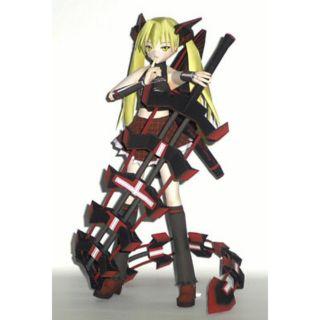 """Mô hình giấy anime girl TipeDOLL-02 '""""Teta ver2″"""