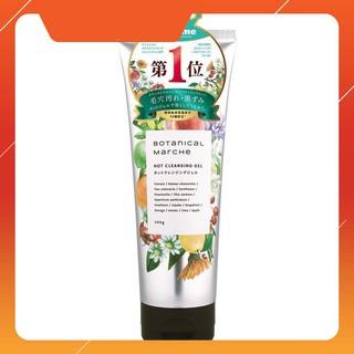 Gel tẩy trang BOTANICAL MARCHE Nhật Bản từ 14 loại thảo mộc Hot Cleansing 200g chuẩn hàng nhật giá tốt