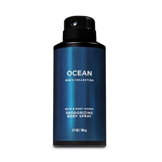 [Auth – For Men] Xịt Thơm Toàn Thân Cho Nam Ocean – 3.7 oz – Bath & Body Works – Body Spray – NEW