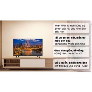 Smart Tivi TCL 32 inch L32S6300 ( HÀNG NEW BẢO HÀNH CHÍNH HÃNG 2 NĂM )