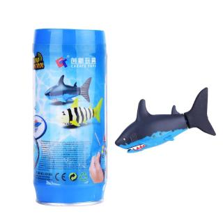 1buycart RC Remote Control Electric Mini Fish Remote-Controlled Water Kid Toy with USB Cable