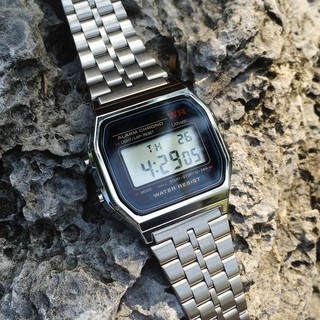Đồng hồ thể thao nam nữ A159 cổ điển sang trọng chống nước + TẶNG KÈM HỘP THIẾC thumbnail