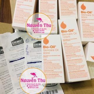 Bio oil 60ml, bio oil 125ml (hàng chuẩn úc) thumbnail