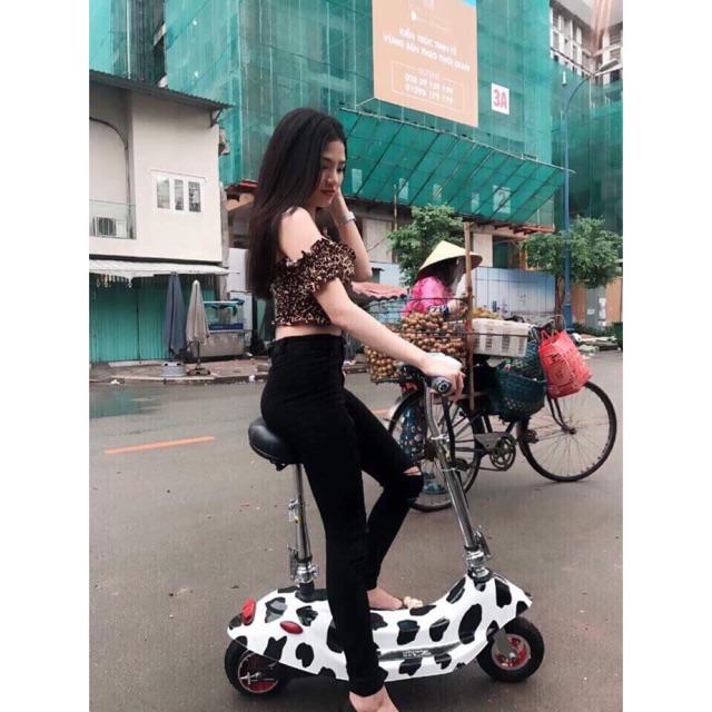 Xe điện mini mẫu mới , xe loại 1 (đủ phụ kiện , ghế cho bé, giảm sóc )
