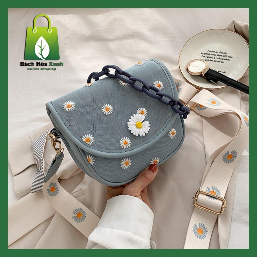 Túi xách đeo chéo nữ đẹp đi chơi cao cấp BH017