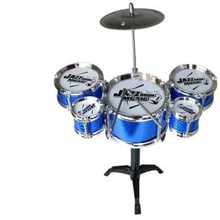 Bộ Trống Jazz Drum 5 Trống Cho Bé (Màu Ngẫu Nhiên)