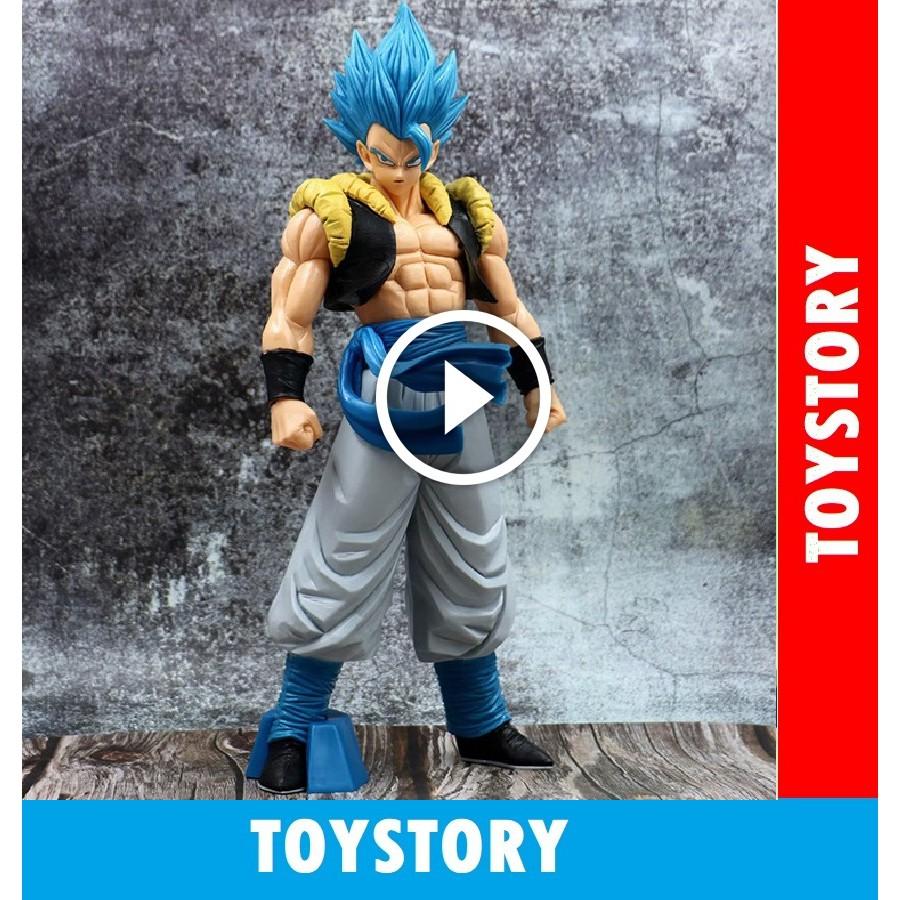 [ToyStory] Mô hình Figure Gogeta Blue Grandista – Dragon Ball Songoku – 7 Viên Ngọc Rồng