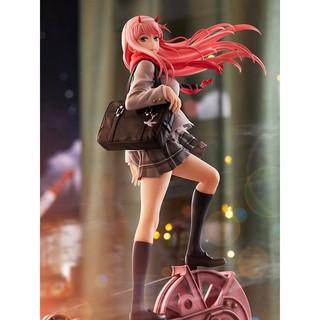 Mô Hình PVC Nhân Vật Anime Darling In The Franxx Zero Two Phiên Bản Premium edition.