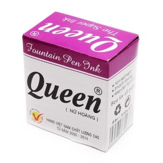 Mực viết máy Queen (1 lọ ) thumbnail