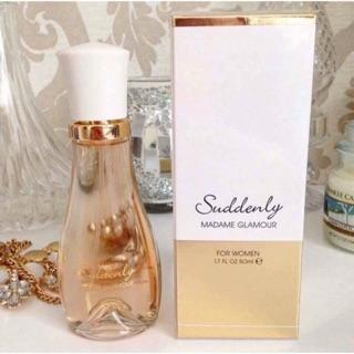 Nước hoa Suddenly Madame Glamour 50ml mùi hương quyến rũ - Nước hoa Suddenly thumbnail