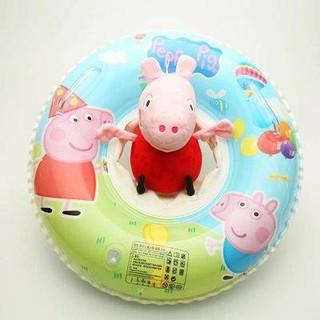 Vỏ bọc màu vỏ, giường bơi, PP Pig Cartoon Pig Puppy nhỏ Wang 60 Children, Race, Dày, thumbnail