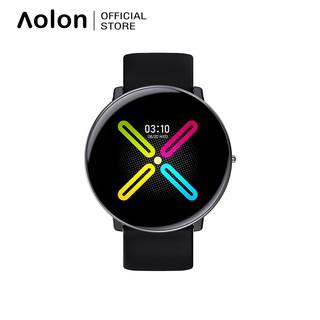 Đồng hồ thông minh Aolon siêu mỏng hình la bàn DM118 chống nước IP68