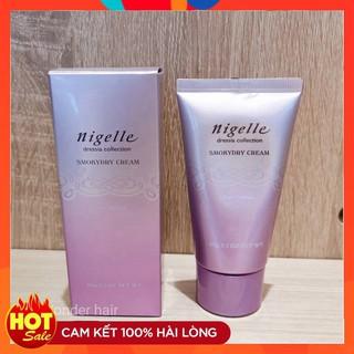 [ Hot sales ] Kem dưỡng tạo kiểu Nigelle Dressia Smoky Dry Cream 60g - S001 thumbnail