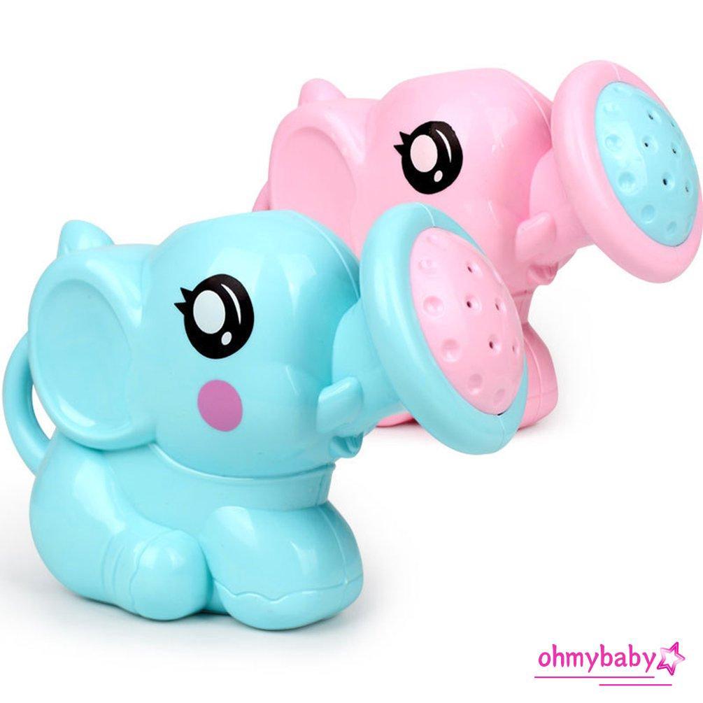 Đồ chơi nhà tắm bình tưới nước hình chú voi dễ thương cho bé