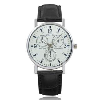Đồng hồ đeo tay nam dây da Modiya lịch lãm cực đẹp DH97